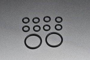 Replacement set of O-Rings -  Includes 2 Rod Rest O-Rings, 8 Socket O-Rings #SUMO120
