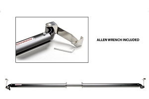 OPTIONAL REAR TELESCOPIC TUBE ASSEMBLY WITH TRUCK WINDOW BRACKETS #RPSA-06
